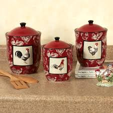 Rooster Kitchen Decorations Rooster Decor Stylish Decorating Ideas