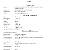 resume job application resume applying job emelcotest com