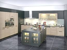 kitchen light brown cabinets gray walls wall grey colour with