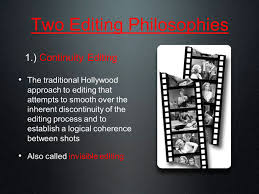 On Editing And How To Think From The End Cs Ppt Download