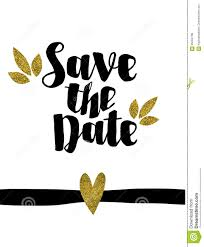 save the date template free download save the date golden glitter wedding invitation template stock