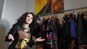 Fashion Designer Stereotypes Hungarian Roma Designer Fights Stereotypes With Fashion