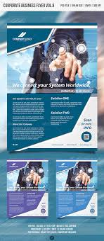 corporate business flyer vol 8 by museframe graphicriver corporate business flyer vol 8 corporate flyers