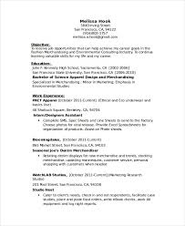 Seamstress Resume Template 6 Free Word PDF Documents Download