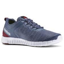 reebok mens running shoes. reebok men\u0026rsquo;s zquick lite running shoes - slate reebok mens o