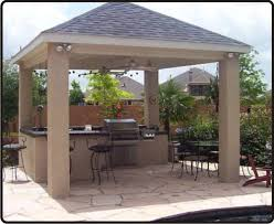 Simple Outdoor Kitchen Designs And Kitchen Designs On A Budget Combined  With Various Colors And Chic Ornaments For Your Home Kitchen 46