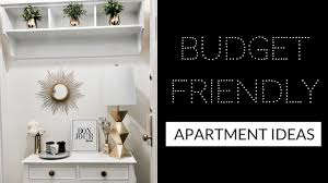 High Quality HOW TO MAKE YOUR APARTMENT LOOK EXPENSIVE (On A Budget!)   APARTMENT DIY  IDEAS