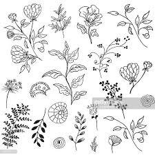 60点の花のイラスト素材クリップアート素材マンガ素材アイコン素材