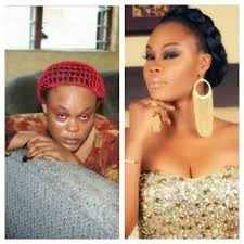 daniella okeke no makeup