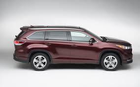 Cars Models Trend: 2014 Toyota Highlander Exterior Specs Against ...