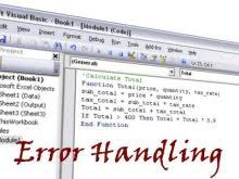 Visual Basic 2010 On Error Resume Next Free Resume