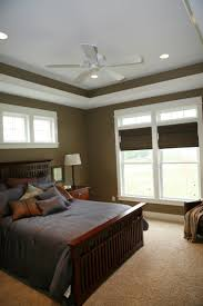 Trayed Ceiling in the master bedroom by J and J Concepts