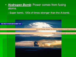 Image result for The bomb was tested in November 1952 and produced an explosion with a yield of 10.4 megatons of TNT,