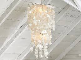 how to make capiz shell chandelier capiz shell chandelier traditional design ideas