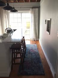 around november 2016 i started removing the gross green and white plaid vinyl flooring and to