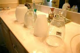 Bathroom Vanity Light Fixture Replacement Globes Page 1 Line 17qq Com