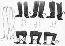 Pants Drawing Reference Suit Pants Art Body Reference Art References Tips Drawings