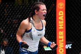 Tate interested in Holm rematch: 'They ...