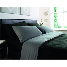 bed linen free delivery next day select day up to 50 off rrp black and grey bed sheets gray bedding silver bedding sets youll love wayfair