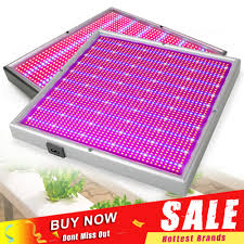 <b>120W</b> 200W <b>Dimmable LED</b> Grow Light Plant Lamp SMD3528 Red ...