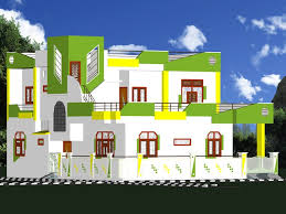 Small Picture Gallery 3d Creation Elevation Designer In Rajkot Gujarat