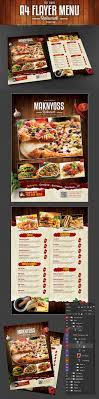 Menu Flyer Template 24 Best Food Flyer Templates Images On Pinterest Flyer Template 13
