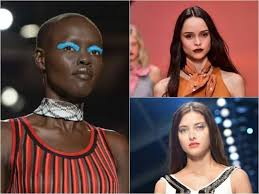beauty trends from milan fashion week