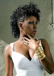 Black Hairstyles Mohawks Curly Short Mohawk Hairstyles For Black Women Hair And Beauty