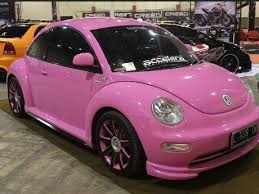 pink volkswagen beetle interior. with a unique shape plus color pink makes this beetle looks more exclusivethe new man in college is volkswagen interior