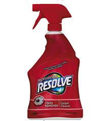 carpet cleaner resolve spot sn 12 32oz trigger