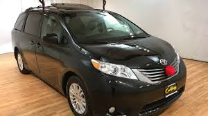 2013 Toyota Sienna XLE LEATHER SUNROOF REAR CAM #Carvision - YouTube