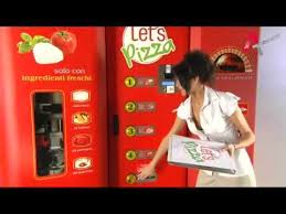 Pizza Vending Machine Locations Usa Mesmerizing A48 Concepts Let's Pizza YouTube