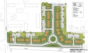 on the image above for a full size view of the planned crystal view townhomes development