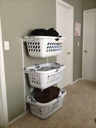 laundry basket shelf organizer laundry storage ideas you cant live without organizing ideas