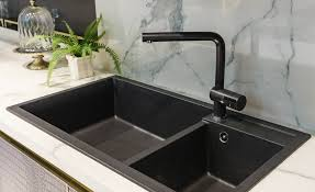 Kitchen sinks and faucets Touchless Amazoncom Top Black Kitchen Faucets