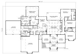 house plan 61323 traditional style