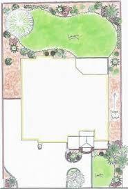 backyard design plans.  Backyard Landscape Design Plan And Backyard Design Plans A