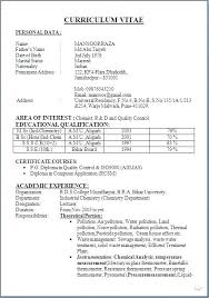 Best It Resume Format Simple Best Format For Resumes Anhaeuser