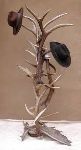 Antler Coat Racks Rustic Elk Antler coat Rack outbackantlerchandel on etsy Decor 96