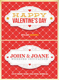 Share The Love With 49 Valentine's Day Templates, Flyers, And Cards