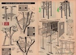 simple tree house building plans Design Styles House Plans