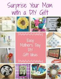 15 diy gifts for mom across the blvd