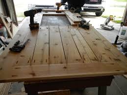 Great Patio Table Tops Bryan39s Site Diy Cedar Patio Table Plans Furniture  Remodel Photos