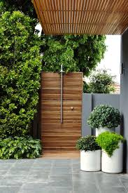 outdoor shower. 21 Refreshingly Beautiful Outdoor Showers I Bet You\u0027d Love To Step Into Shower R