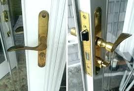 pella patio door handle sliding