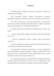 Годовая бухгалтерская отчетность организации порядок составления  Годовая бухгалтерская отчетность организации порядок составления аудит и анализ основных ее показателей диплом 2010