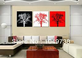 red wall art decor black and red wall decor home decorating ideas paintings wallpaper red wall art decor red and black