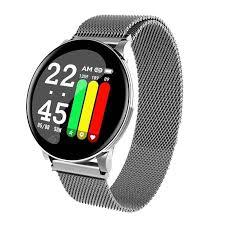 Jeaper Waterproof <b>Smart Sport Watch</b> W8 <b>Men</b> Blood Pressure ...