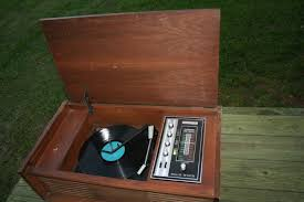 Cabinet Record Player Console Radio Etsy