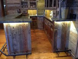 basement bar stone. Custom Reclaimed Wood Bar, Stone, Wrought Iron \u0026 Lighting. Vintage Barn Siding Basement Bar Stone A